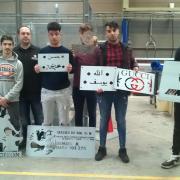 Réalisations d'élèves de l'Institut Centre Ardenne de Libramont.